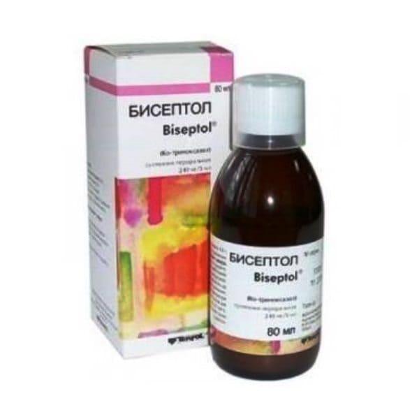 Biseptol 80 ml