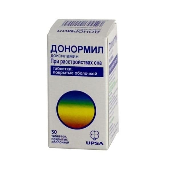 Donormil 30 tablets