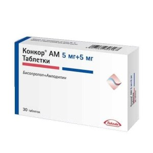konkor_5_mg_+_5_mg_30_tablets